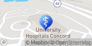 Map UH Concord Health Center Radiology Services Painesville, United States