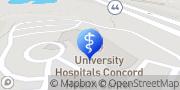 Map UH Concord Health Center Urgent Care Concord, United States
