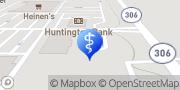 Map UH Aurora Health Center Radiology Services Aurora, United States