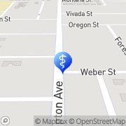 Map AdventHealth for Women Orlando, United States