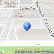 Map Sedation Dentistry Winter Park Winter Park, United States