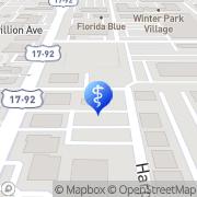 Map Dr. Steven Stapp DMD Winter Park, United States