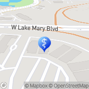 Map EternaMD - Medical Rejuvenation Center Lake Mary, United States