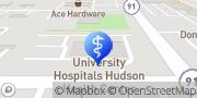 Map UH Hudson Health Center Radiology Services Hudson, United States