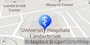 Map UH Landerbrook Health Center Rainbow Specialty Clinic Mayfield Heights, United States
