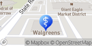 Map Walgreens Healthcare Clinic Cuyahoga Falls, United States