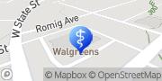 Map Walgreens Healthcare Clinic Barberton, United States