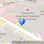 Map Carolyn M Kercsmar MD Cleveland, United States