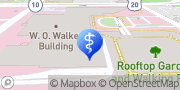 Map UH Cleveland Medical Center at WO Walker Rainbow Specialty Clinic Cleveland, United States