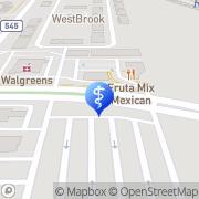 Map Stoneybrook Karate Winter Garden, United States