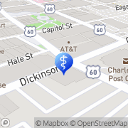 Map Dynamic Physical Therapy & Sports Medicine Charleston, United States