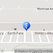 Map Nathan Lloyd Fairlawn, United States