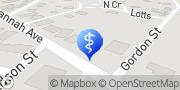Map Thomas Dental Center Statesboro, United States