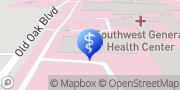 Map UH Southwest Internal Medicine Middleburg Heights, United States