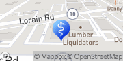 Map UH North Olmsted Health Center Urgent Care North Olmsted, United States