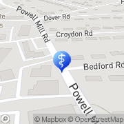 Map Satterfield Family Dental Spartanburg, United States