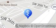 Map Aspen Dental Ocala, United States