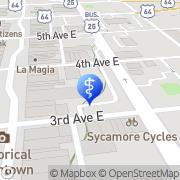 Map LaMond Family Medicine Hendersonville, United States