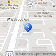 Map Back To Work Physical Therapy Tampa, United States