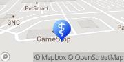 Map Aspen Dental Easley, United States