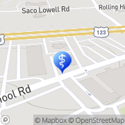 Map Family Dental Health - Easley Easley, United States