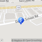 Map Artistic Impressions Dentistry- Easley, United States