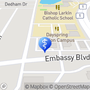 Map True Focus Eye Care Port Richey, United States
