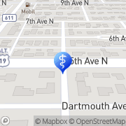 Map A Family Preventive Dentist St. Petersburg, United States