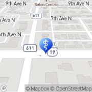Map Spilman Dentistry St. Petersburg, United States