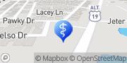 Map RICHARD KRAWCZYK DDS PA Dunedin, United States