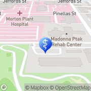 Map Morton Plant Primary Care Belleair, United States