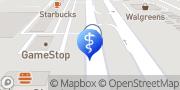 Map Smile Sensations- A Dental Center Riverview, United States