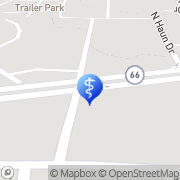 Map Southern Orthocare Morristown, United States