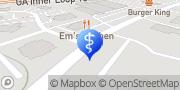Map Athens TLC Dental Athens, United States