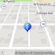 Map Garcia Carolyn MD Fostoria, United States