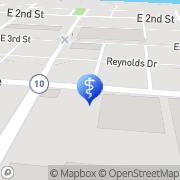 Map David Alexander Bowman Maysville, United States