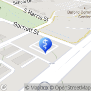 Map Buford Family Dentistry Buford, United States