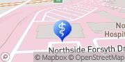 Map North Pointe OB/GYN Cumming, United States