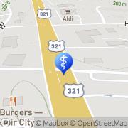 Map Mann James H Jr DDS Lenoir City, United States