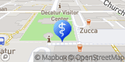 Map Nursing & Behavioral Health Services Decatur, United States