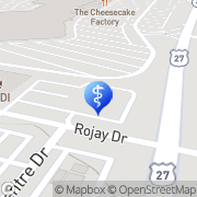Map Addison Young Lexington, United States