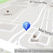 Map Nichols Park Dental Care Lexington, United States