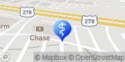 Map Hiram Dental Group Hiram, United States