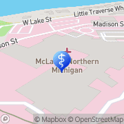 Map Petoskey Ear Nose and Throat Specialists Petoskey, United States