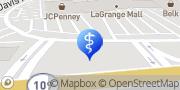 Map Aspen Dental La Grange, United States
