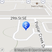 Map West Michigan Hearing Services Grand Rapids, United States
