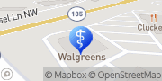 Map Norton Prompt Care at Walgreens Corydon, United States