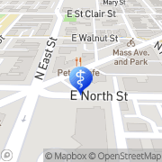 Map chiropractor Indianapolis Indianapolis, United States