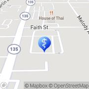 Map Priya Cunningham Greenwood, United States