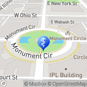 Map P. Bruce Easter DDS PS Indianapolis, United States